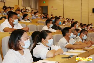 河口县举办基层党组织书记能力提升培训班