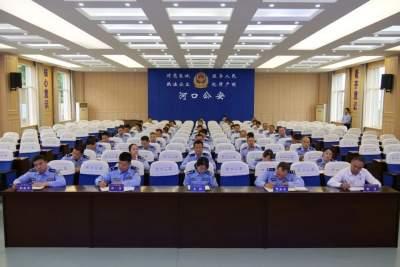 中共河口县委对县公安局党委2020年度党风廉政建设责任制落实情况进行检查考核