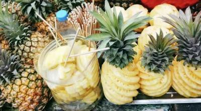 吃货集结!菠萝时令季,不可错过的河口菠萝