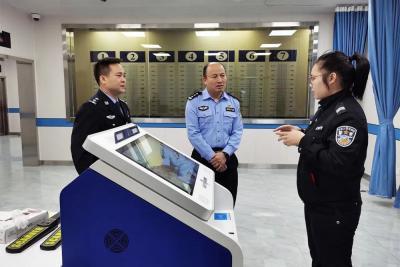 河口警方与广西覃塘警方建立联勤联防警务合作机制