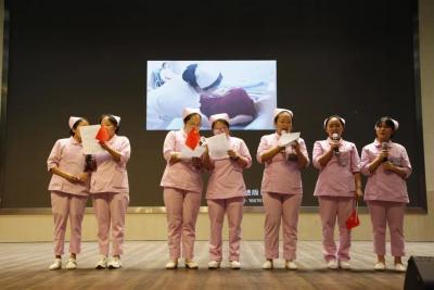 河口县各医院开展形式多样的活动庆祝国际护士节