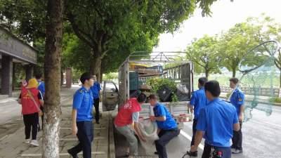 河口县开展爱国卫生专项整治 着力解决卫生顽疾
