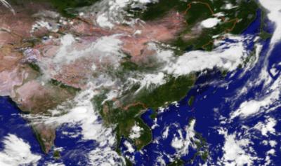 河口县天气预报(2021年10月17日)
