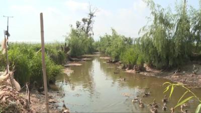小海塘沟:污染严重  亟待整治