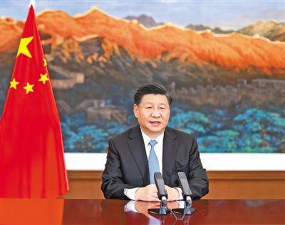 习近平主席在第十七届中国—东盟博览会和中国—东盟商务与投资峰会开幕式上的致辞引发热烈反响  贯彻新发展理念 坚定不移扩大对外开放