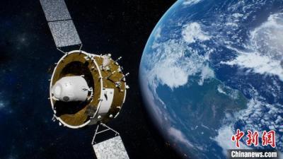 """嫦娥五号月球""""打卡""""归来 轨道器""""摆渡""""回家之路"""
