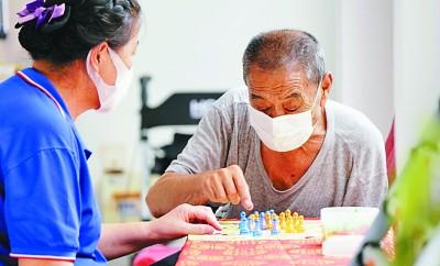 老年玩具有需求缺供给 如何让老人老有所玩、老有所乐