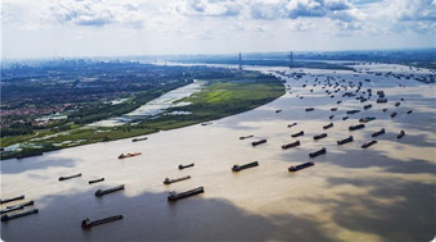 长江经济带生态环境保护发生转折性变化
