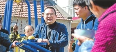 湖北黄陂朱铺村:立起样子跟党走 凝聚合力向前奔