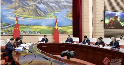 省政府召开第102次常务会议强调:举全省之力筹备COP15 优质高效办好建议提案