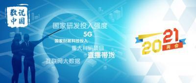 两会数说中国|这几组关键数据,带你走进未来五年的创新中国