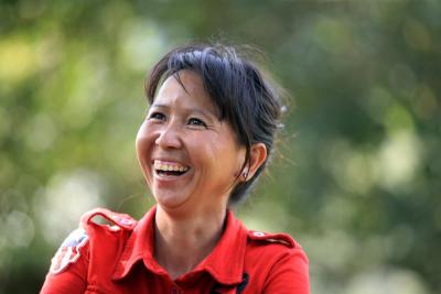全球发布!云南拉祜族女子娜四被作为中国减贫案例写入国家智库报告