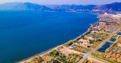 【关注】央视《新闻联播》关注云南抚仙湖山水林田湖草生态保护修复工程
