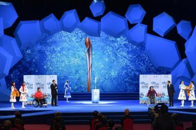 (走近冬奥)共沐平等阳光——中国残疾人运动员备战迎来北京冬残奥会倒计时一周年