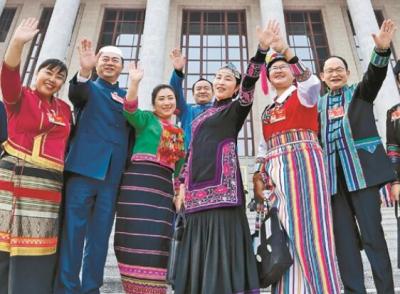 住滇全国政协委员——踏上新征程 迈出新步伐