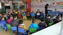 儿童福利机构专业服务行业标准发布 助推儿童利益最大化