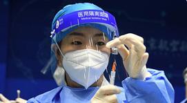 中国疾控中心主任高福:预防新冠最好的办法就是接种疫苗