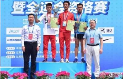 云南省竞走项目勇夺30个全运会决赛席位