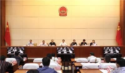 王予波在全省项目工作推进电视电话会议上强调:以高质量项目建设支撑高质量发展