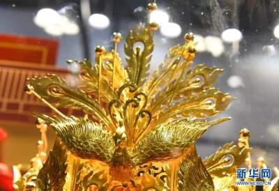 新华全媒+丨消博会上的中国之美