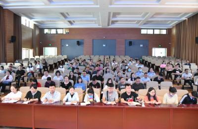 我县召开创建云南省文明城市工作业务培训会