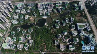 走进自贸港:海南自由贸易港生态软件园