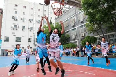 学生办赛、花式课间操……未来的校园,体育不再唱配角