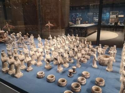 """扬州中国大运河博物馆""""展透""""来了!1万余件文物中哪件才是""""镇馆之宝""""?"""