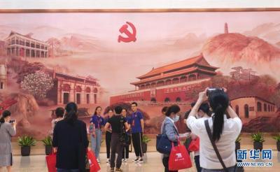 中共一大纪念馆开馆 集中展示建党时期珍贵文物