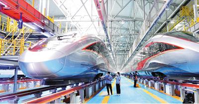 中国经济  腾飞世界
