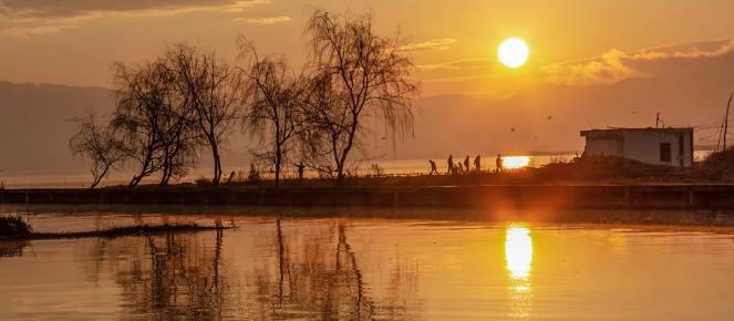 《云南省杞麓湖保护条例》第一期