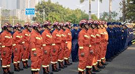 国家综合性消防救援队伍面向退役士兵招录消防员