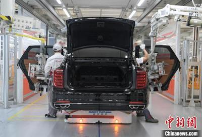 商务部:今年1-7月汽车消费总体保持回稳向好态势