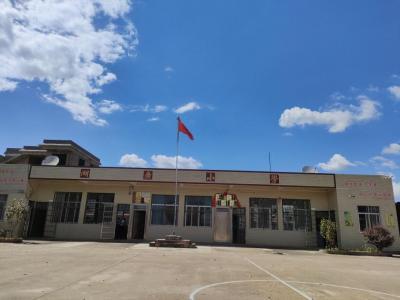 新华全媒+丨两个和八个——一所湘桂边界小学的故事