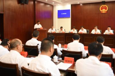 县十六届人大常委会举行第四十七次会议