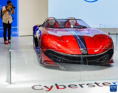 新华全媒+丨海口:走进2021世界新能源汽车大会