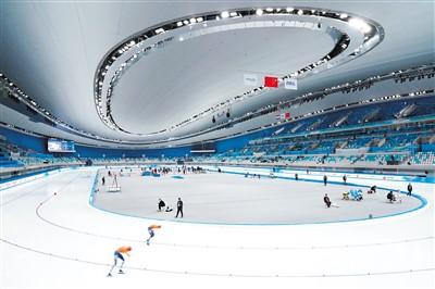 北京冬奥会测试赛陆续展开