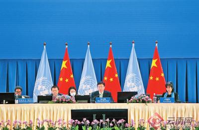 【COP15丨生态文明:共建地球生命共同体】高级别会议·部长级平行圆桌会议各方代表建言献策——多方携手保护和恢复生物多样性