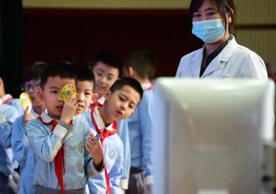 最新版儿童青少年近视防控适宜技术指南来了 中小学生视力筛查频率每学年不少于2次