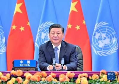 习近平出席第二届联合国全球可持续交通大会开幕式并发表主旨讲话
