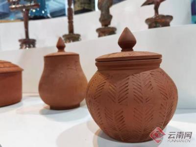 金、木、土、石、布……100件COP15特色文创呈现云南文化多样性