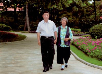 瞭望·治国理政纪事丨习近平总书记的尊老敬老情怀