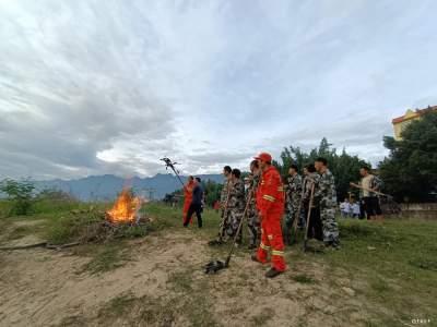 勐拉镇开展2020年秋冬季森林防火培训