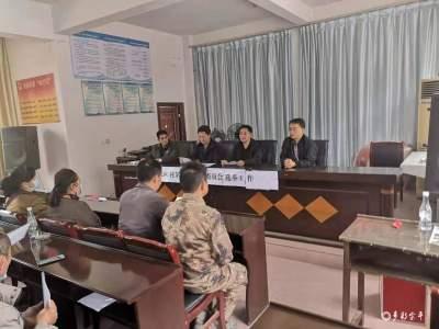 金水河镇圆满完成村民委员会换届选举工作