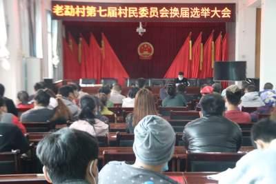 老勐镇顺利完成第七届村民委员会换届 选举工作