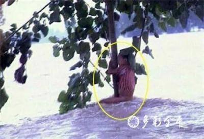 23年前洪水中的抱树女孩,她的愿望实现了!