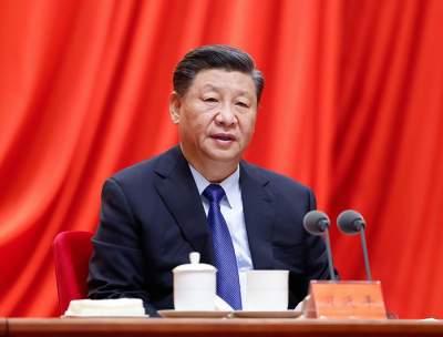 习近平:深刻领悟坚持中国共产党领导的历史必然性