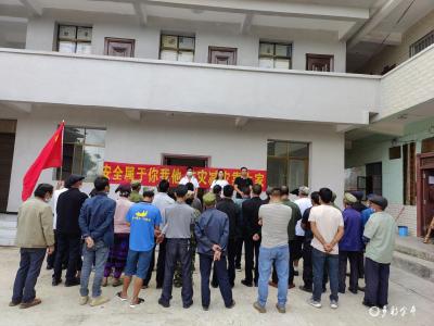 铜厂乡:党员干部在行动,网格作战织密地质防御网