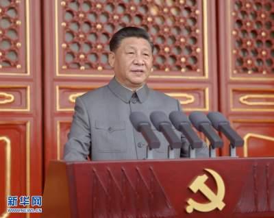 习近平谈共产党人的高尚品质
