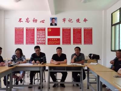 乡村振兴 —— 金河镇在十里村委会热水塘村召开现代化边境小康村规划设计研讨会
